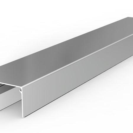Carril superior 165 80 mm