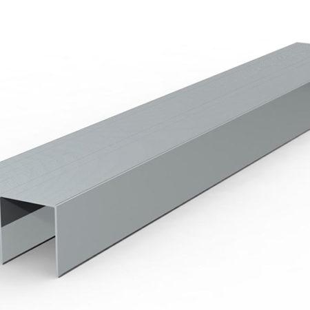 Carril superior 166 75 mm