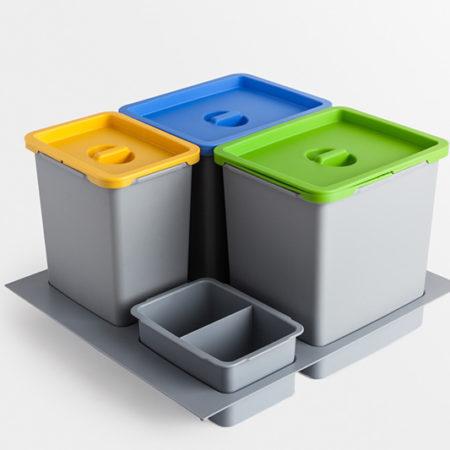 Kit cubos ecológicos