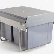 Cubo ecológico 2x15 L